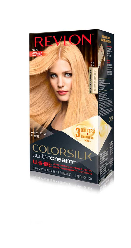 Trivia: Revlon ColorSilk All-In-One ButterCream All in One, Producto Todo en Uno