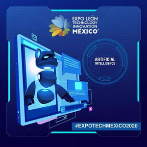 Visítenos en Expo León Technology & Innovation México 2020
