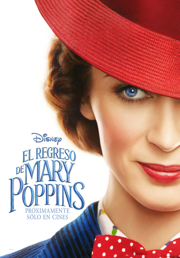EL REGRESO DE MARY POPPINS, DE DISNEY – Primer Adelanto