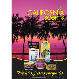 Trivia: Gana un kit de California Scents