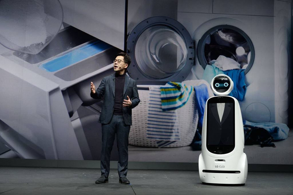 LG ELECTRONICS PRESENTÓ SU VISIÓN 'AI FOR AN EVEN BETTER LIFE' DURANTE SU KEYNOTE EN CES 2019