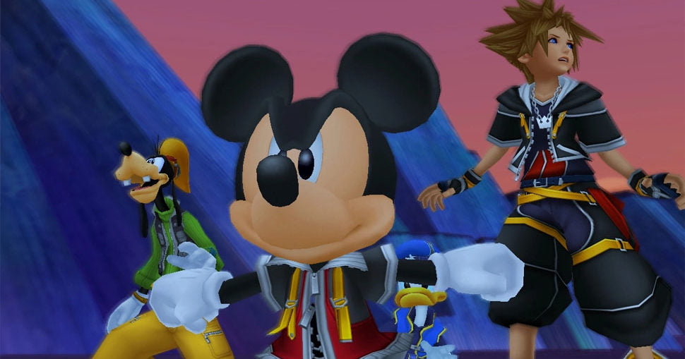 KINGDOM HEARTS CELEBRA LOS 90 AÑOS DE MICKEY MOUSE