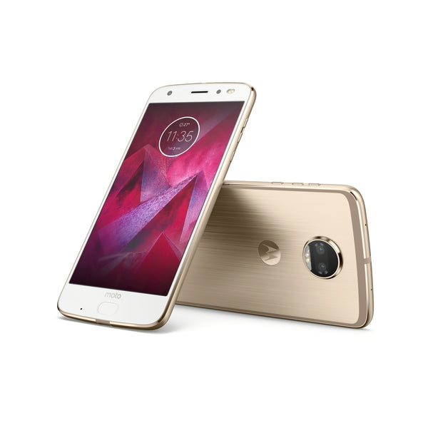 Moto Z2 Force le dice Hello a Android Oreo