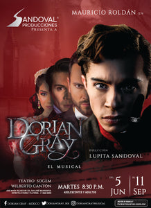 Dorian Gray, El Musical