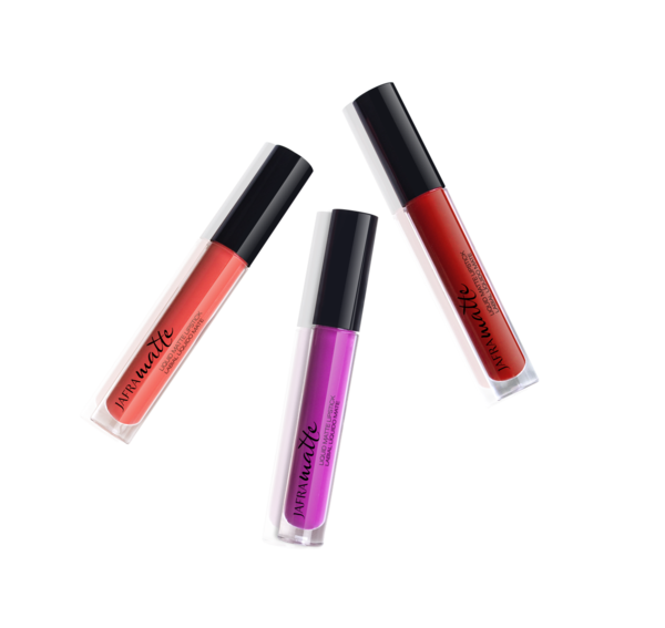 Trivia: Gana un Labial Liquido de Brights Collection de JAFRA