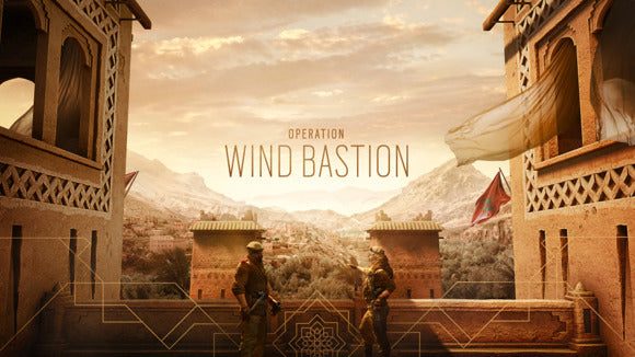 "SE REVELAN LOS PRIMEROS DETALLES DE LA CUARTA TEMPORADA DE TOM CLANCY'S RAINBOW SIX® SIEGE: ""OPERATION WIND BASTION"""