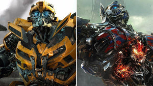 'Transformers' Franchise Gets a Revamp With Two Separate Films in the Works