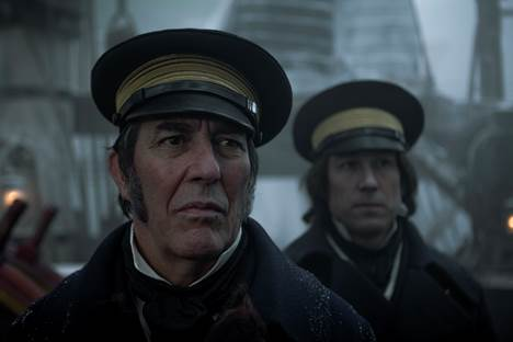 "La serie de antología de AMC ""The Terror"" estrena con doble episodio"