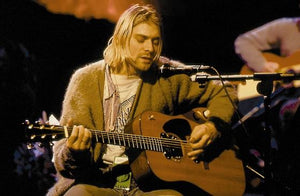 "MTV TRANSMITIRÁ ESTE VIERNES EL  ""NIRVANA: MTV UNPLUGGED"" DENTRO DEL  MTV FLASHBACK FRIDAY"