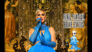 KATY PERRY SE UNE A FINAL FANTASY BRAVE EXVIUS