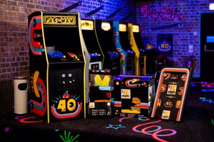 PAC-MAN TURNS 40 YEARS OLD!
