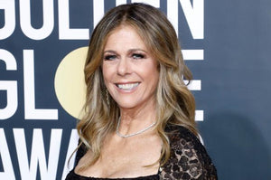 Rita Wilson receives support from makeup artists after Golden Globes disaster
