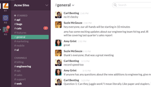 Beauty brands are using Slack groups and Zoom to collaborate during coronavirus