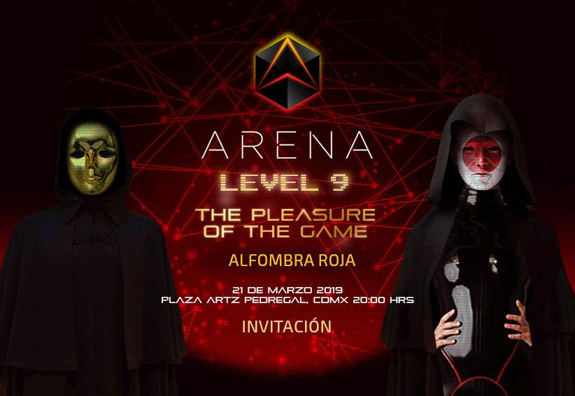 Trivia: ASISTE A LA APERTURA ARENA THE PLACE TO PLAY
