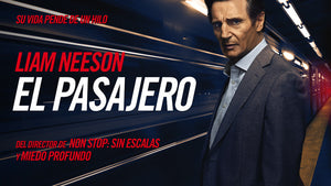 """¡EL PASAJERO!"" (The Commuter)"