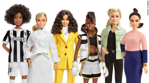 Sheroes Barbie