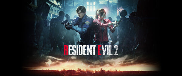 Resident Evil 2: Raise the Game