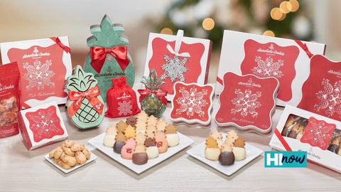 HONOLULU COOKIE COMPANY ANNOUNCES NEW HOLIDAY COLLECTION