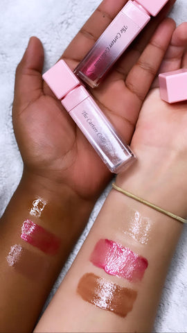 ECU makeup artist releases lip gloss line