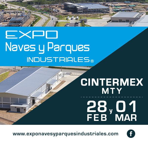 Expo Naves y Parques Industriales 2018