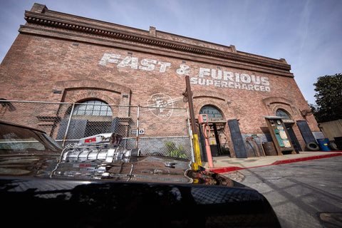 UNIVERSAL ORLANDO RESORT, FAST & FURIOUS - SUPERCHARGED,