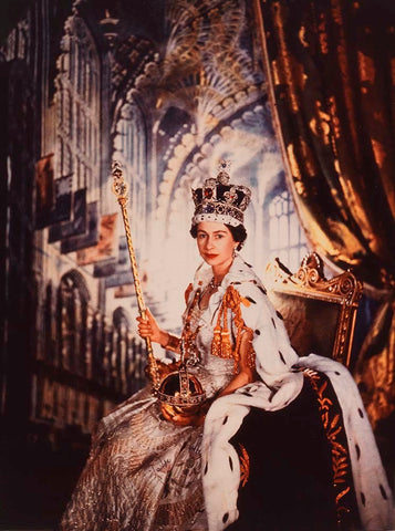 Queen Elizabeth the II