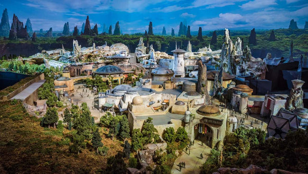 Star Wars: Galaxy's Edge,