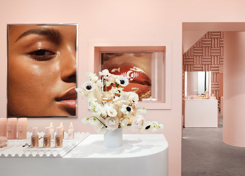 Glossier brings its cult beauty products to Ponce City Market