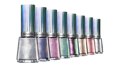 Revlon Nail Enamel Holochrome Collection