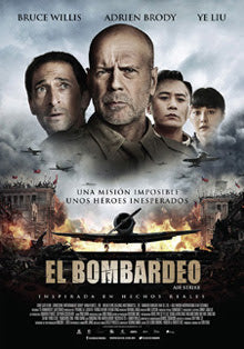 """EL BOMBARDEO"" (Air Strike)"