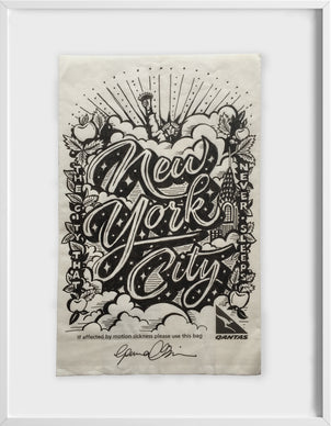 NY City Sick Bag