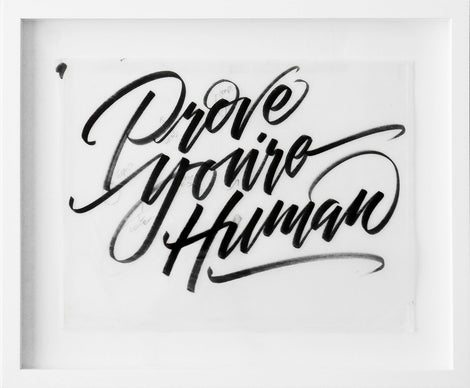 Prove You're Human