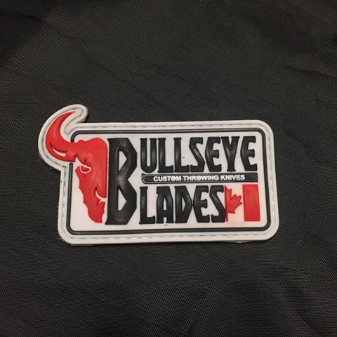 3D PVC Logo Patch