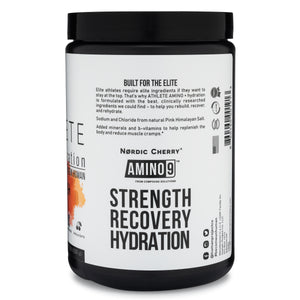 ATHLETE AMINO+hydration