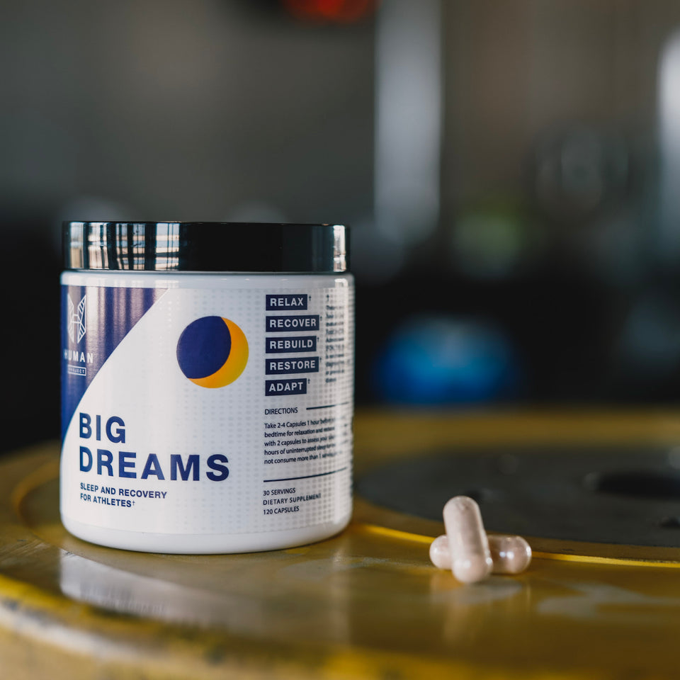 Big Dreams - Nighttime Recovery Formula