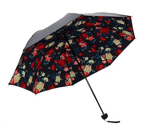 Automatic compact umbrella foldable rain umbrella S87