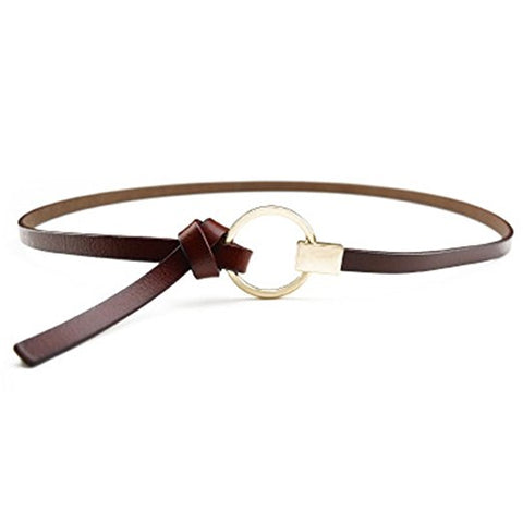 Ladies accessories mental buckle belts for dresses S68