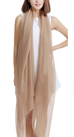 Womens accessories chiffon soft scarf shawl S121