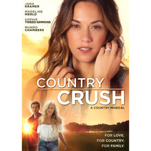 Country Crush: A Country Musical (DVD)
