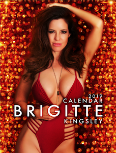 2019 Brigitte Kingsley Calendar [SIGNED] w/ Digital Download