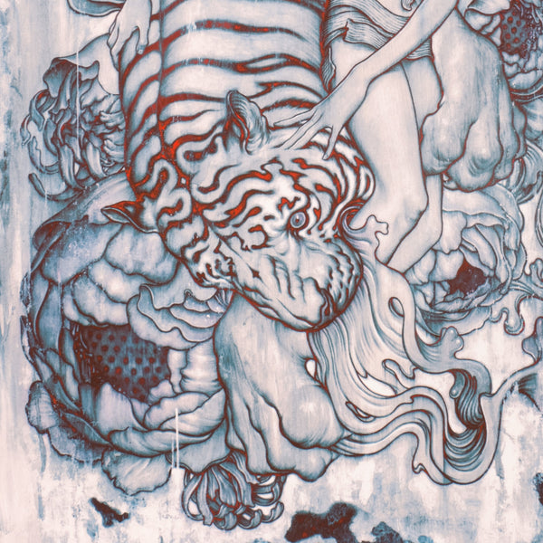 Tiger III by James Jean