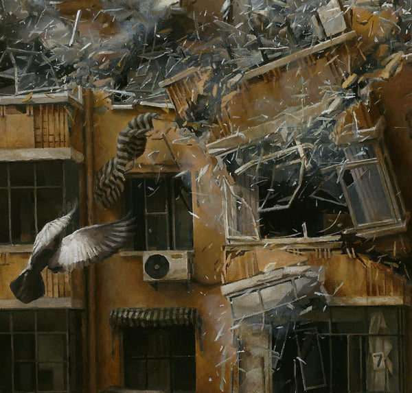 Begin Again by Jeremy Geddes
