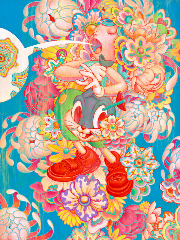 Bouquet by James Jean