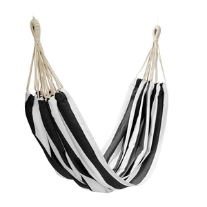 Stripe Hammock Black