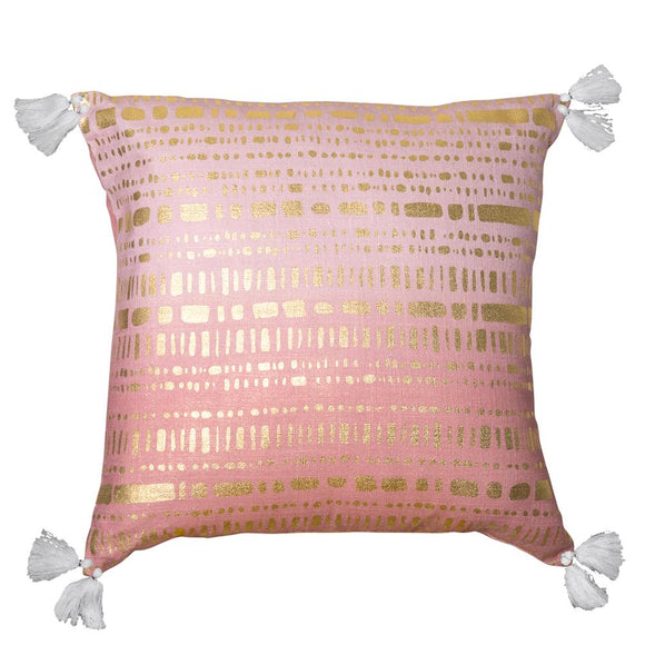 Cypress Cushion 50x50cm - Rose Pink