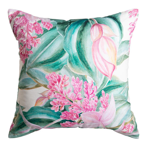 Cordelia Digital Printed Cushion 50x50cm Multi