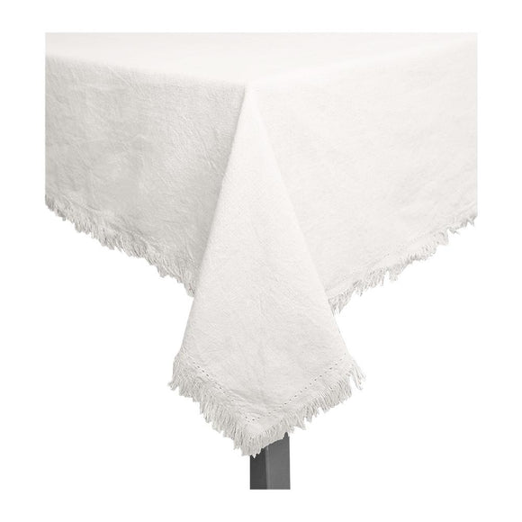Avani Tablecloth 150x250cm Ivory