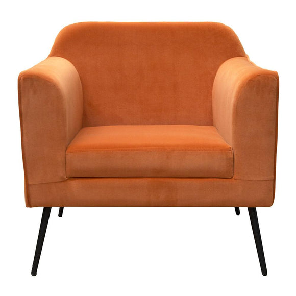 Margot Chair 72.5x76x78cm  Amber