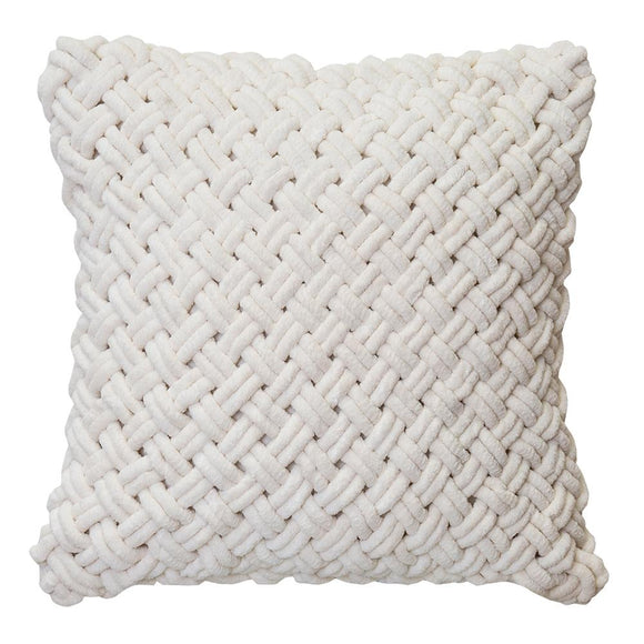 Mariah Cushion 50x50cm Ivory; ETA Mid December