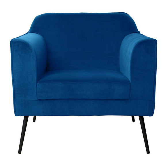 Margot Chair 72.5x76x78cm  Navy